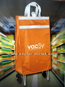 VOW - 0048 Сумка Вакси на колесиках от Цептер  в Минске
