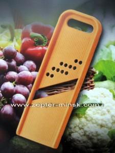 VOW - 0053 Терка - нарезка для фруктов, овощей и сыра от Цептер в Минске