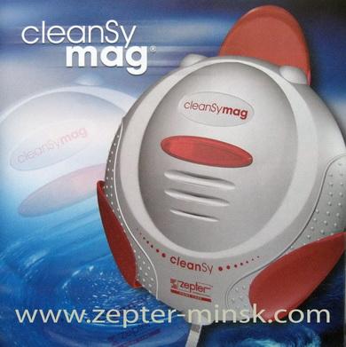 магнитный смягчитель воды Клинси-маг от Цептер в Минске, цена 219 евро по курсу нацбанка