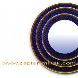 фарфор Кобальт Роял Цептер дополнение к обеденному сервизу до 12 персон- 385 евро по курсу нацбанка