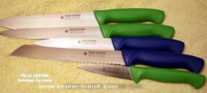 коллекция ножей Профессионал Цептер на промо-цене