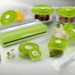 Вакси продукция от компании Цептер-Минск нового зеленого цвета