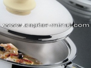 каталог посуды цептер -овальная посуда