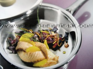 каталог посуды  Цептер - сковороды