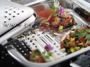 каталог посуды цептер - квадратная посуда
