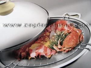 каталог посуды цептер - сковороды Wok (вок)