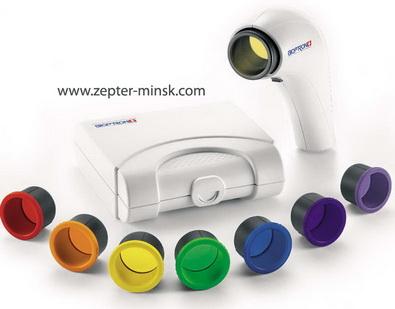 цветотерапия Биоптрон  Цептер - набор фильтров для биоптрона компакта